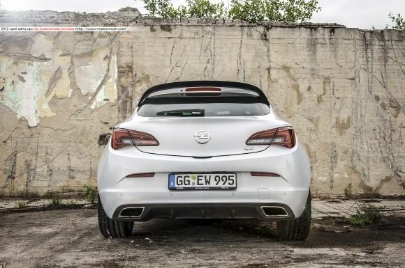 2012 Opel Astra OPC by marioroman pictures - Fanaticar