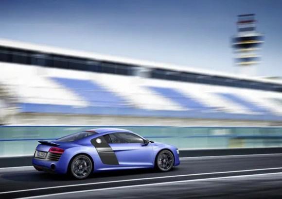 Audi R8 V10 plus- Fanaticar Magazin