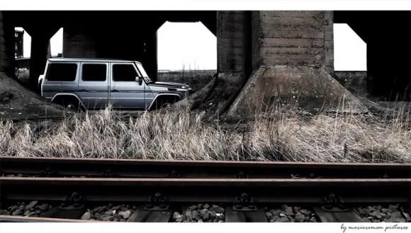 Mercedes-Benz G55 AMG by marioroman pictures | Fanaticar-Magazin