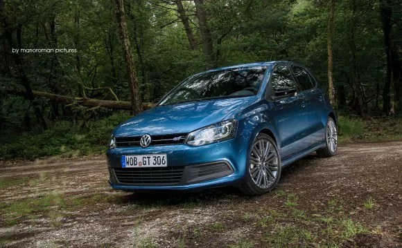 Volkswagen Polo BlueMotion GT by marioroman pictures - Fanaticar
