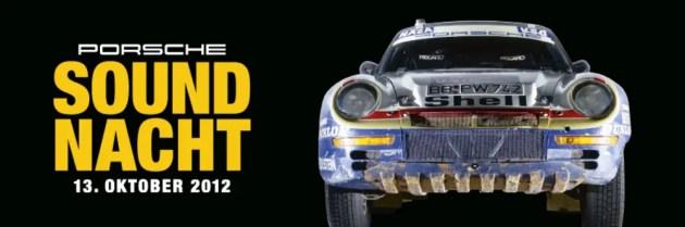 Porsche Nacht im Sound Museum - Fanaticar Magazin