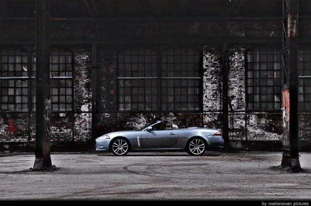 2006 Jaguar XK-R Cabriolet by marioroman pictures | Fanaticar Magazin