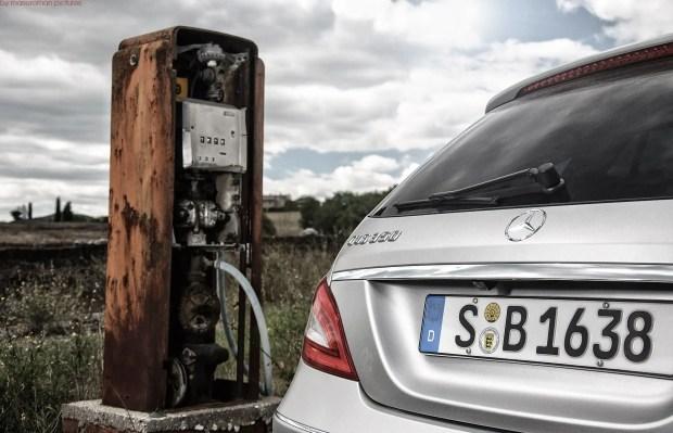 Mercedes CLS 350 Shooting Brake by marioroman pictures - Fanaticar Magazin