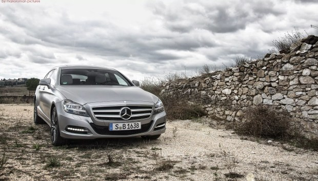 Mercedes CLS 350 Shooting Brake by marioroman pictures - Fanaticar Magazin