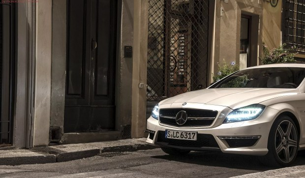 Mercedes-Benz CLS 63 AMG Shooting Brake by marioroman pictures - Fanaticar Magazin