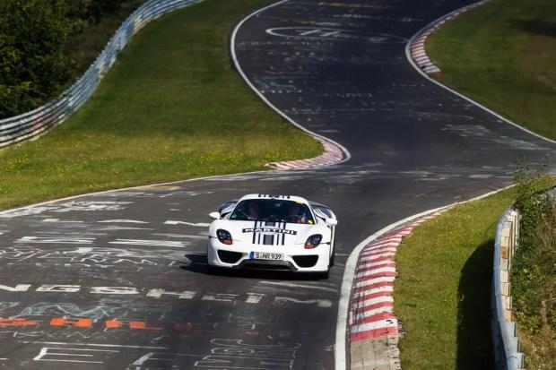 Porsche 918 Spyder - Fanaticar Magazin