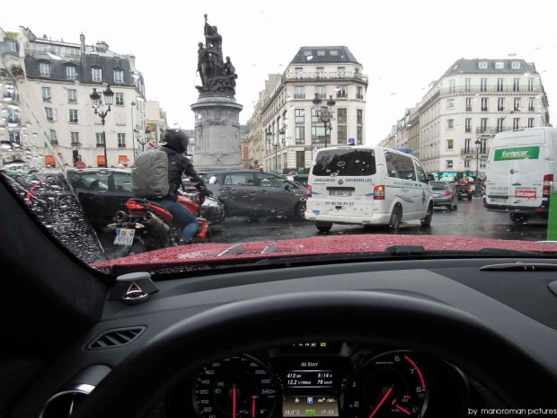 Alltag in Paris - Fanaticar Magazin