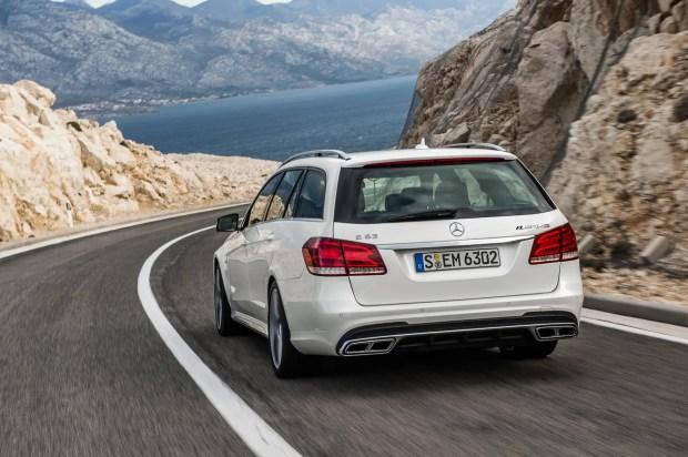 Mercedes-Benz E63 AMG 4matic S T-Modell - Fanaticar Magazin