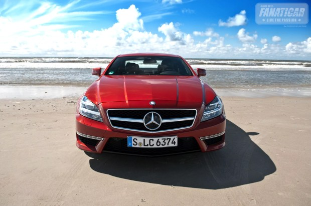Mercedes-Benz CLS 63 AMG by marioroman pictures - Fanaticar Magazin