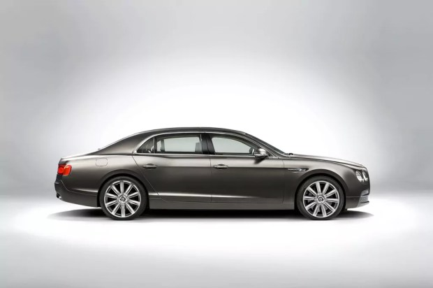 2013 Bentley Flying Spur - Fanaticar Magazin