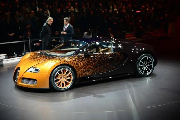 Bugatti Grand SportVenet - Fanaticar Magazin