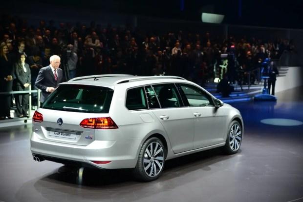 Volkswagen Golf Variant - Fanaticar Magazin