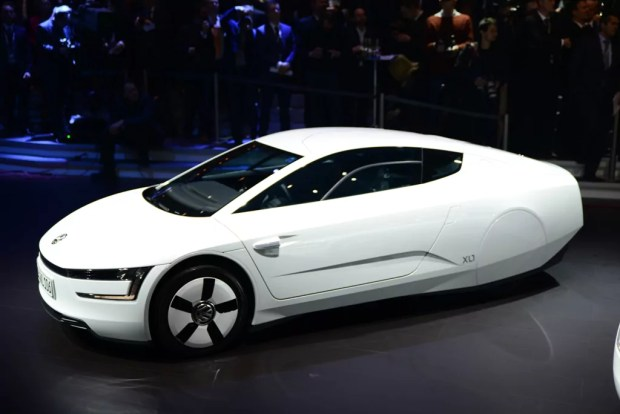 Volkswagen XL1 - Fanaticar Magazin