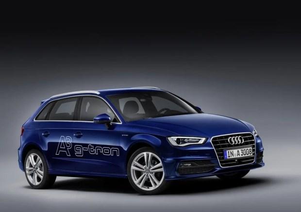 Audi A3 G-Tron - Fanaticar Magazin