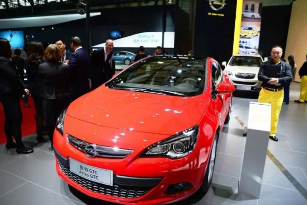 Opel in China - Fanaticar Magazin