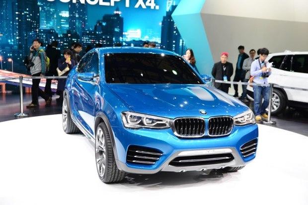 BMW X4 Concept - Fanaticar Magazin