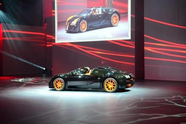 Bugatti Veyron Grand Sport Vitesse - Fanaticar Magazin