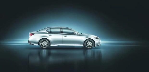 Lexus GS300h - Fanaticar Magazin