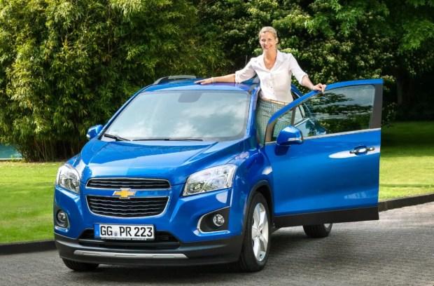 Valerie Niehaus & Chevrolet Traxx - Fanaticar Magazin