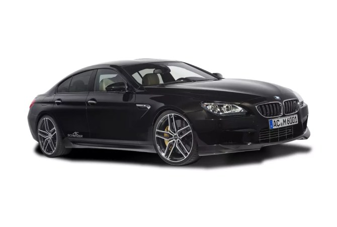 AC Schnitzer BMW M6 - Fanaticar Magazin