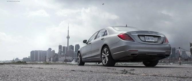 2014 Mercedes-Benz S-Klasse (W222) - Fanaticar Magazin
