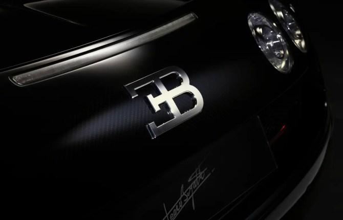 """Bugatti Vitesse Legend """"Jean Bugatti"""""""