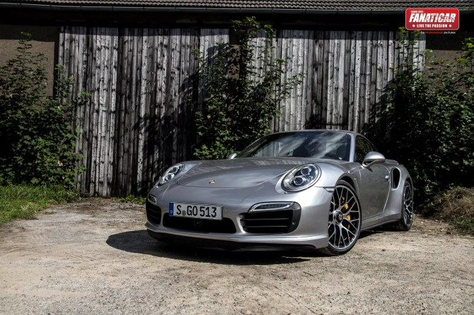 2013 Porsche 911 Turbo S (991) by marioroman pictures - Fanaticar