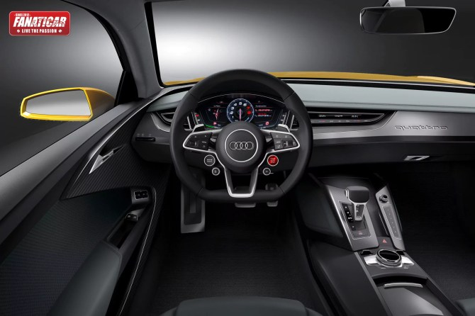 Audi Sport quattro concept - Fanaticar