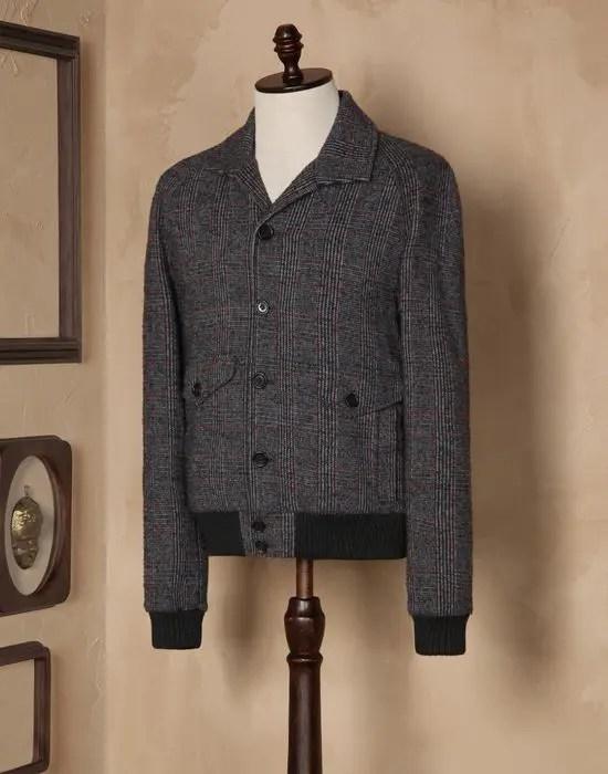 Warm und kuschelig: Die neue Wolljacke von Dolce & Gabbana