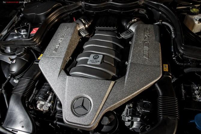 "Mercedes-Benz C63 AMG Coupé ""Edtion 507"" - Fanaticar"