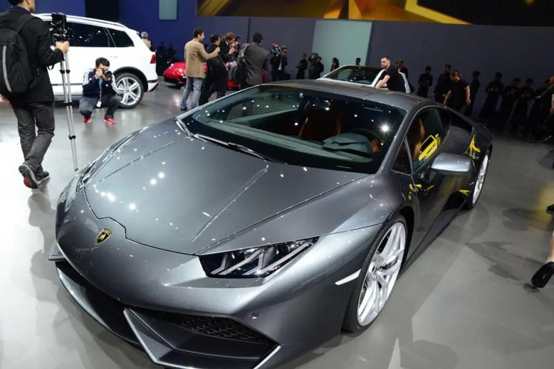 Lamborghini Huracán - Fanaticar Magazin