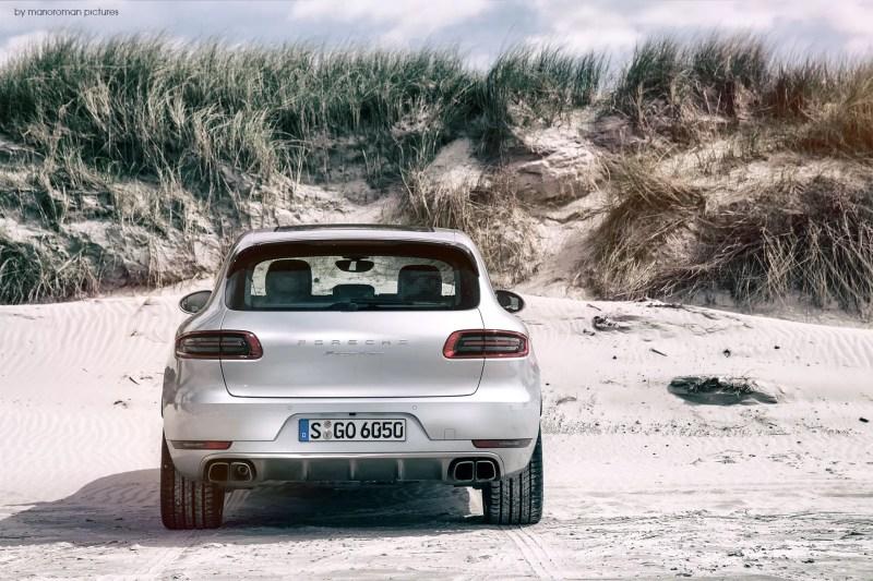 2014 Porsche Macan Turbo - Fanaticar Magazin