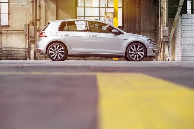2014 Volkswagen Golf GTE by marioroman pictures - Fanaticar Magazin