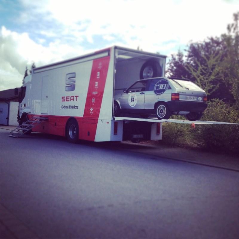 Bye bye SEAT Ibiza...