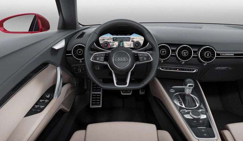 2015 Audi TT Sportback Concept - Fanaticar Magazin