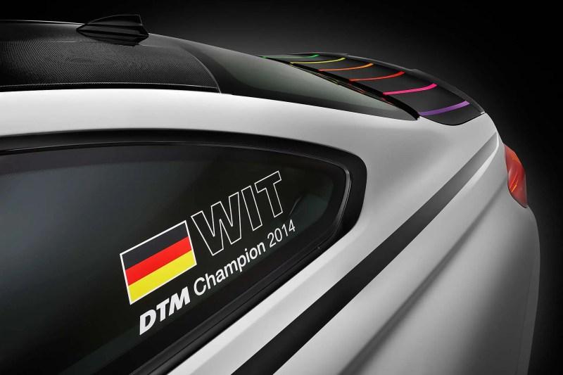 2014 BMW M4 DTM Champion Edition - Fanaticar Magazin