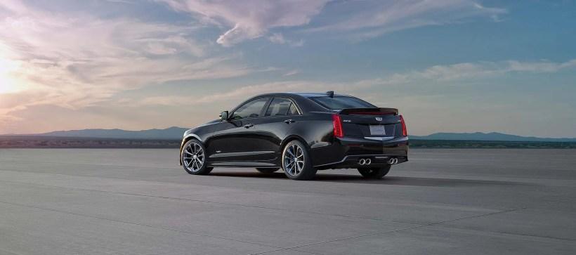2016 Cadillac ATS-V Sedan - Fanaticar Magazin