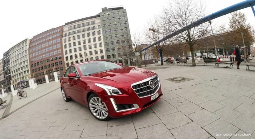Cadillac Experience, Berlin - Fanaticar Magazin