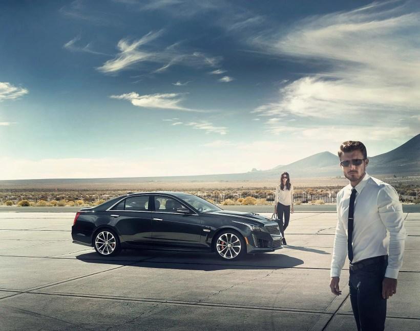 2016 Cadillac CTS-V sedan - Fanaticar Magazin