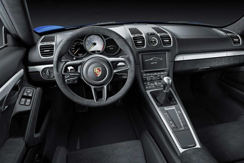 2015 Porsche Cayman GT4 - Fanaticar Magazin