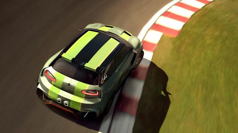 Mini Clubman Vision Gran Turismo - Fanaticar Magazin