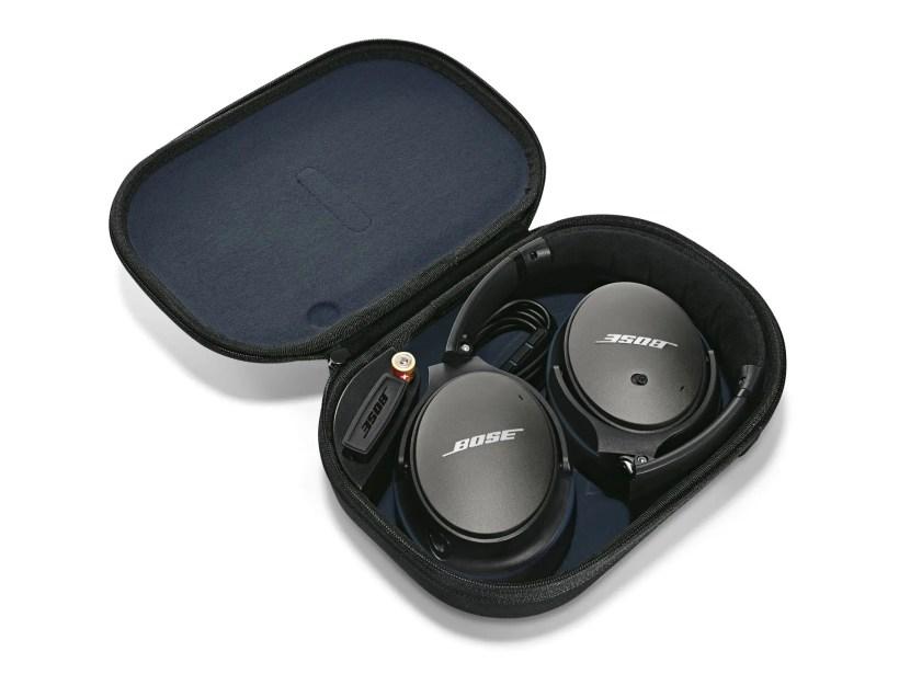 Die QuietComfort® 25 headphones sind mit fortschrittlichster Audiotechnik ausgestattet