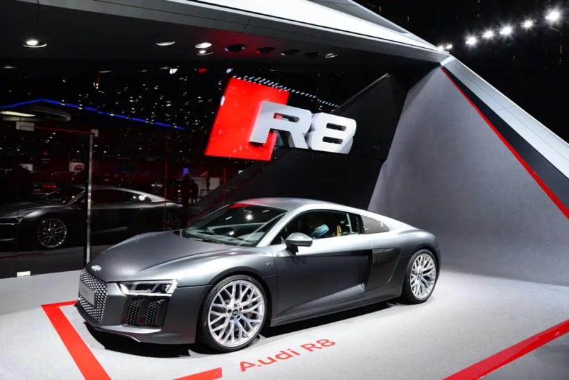Audi R8 - Fanaticar Magazin