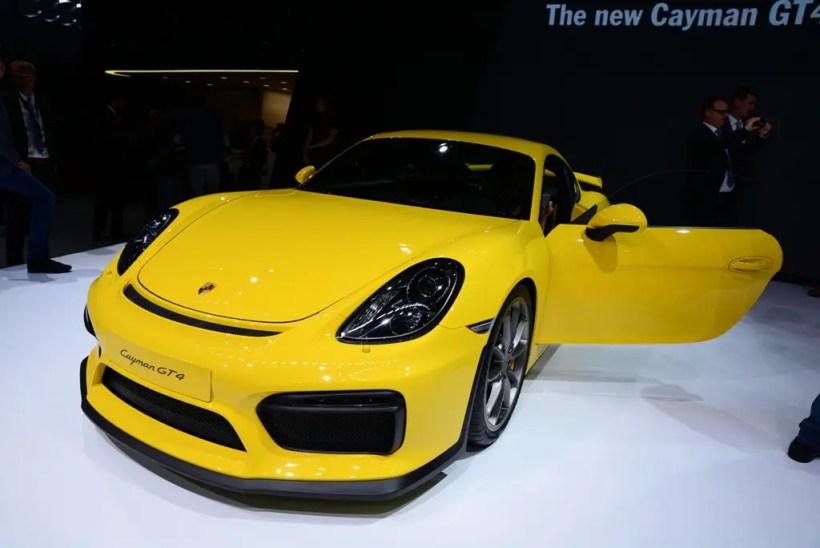 Porsche Cayman GT4 - Fanaticar Magazin