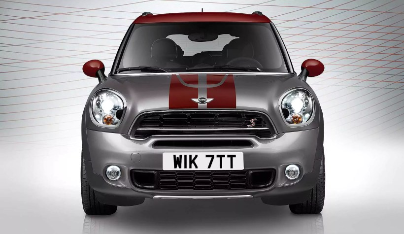 Mini Countryman Park Lane - Fanaticar Magazin