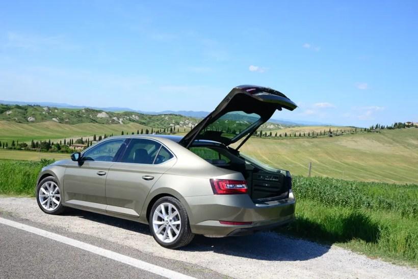 2016 Skoda Superb Limousine   Fanaticar Magazin
