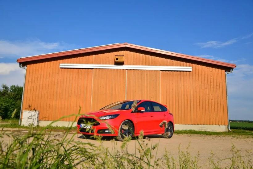 Ford Focus ST   Fanaticar Magazin