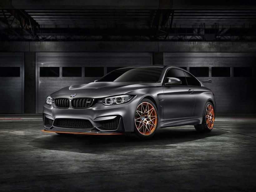 BMW Concept M4 GTS Coupe | Fanaticar Magazin