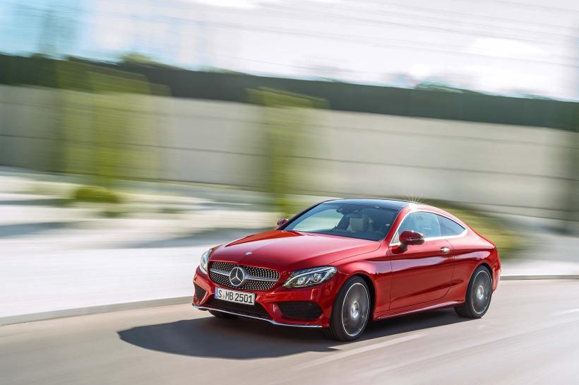 2016 Mercedes-Benz C-Klasse Coupe | Fanaticar Magazin