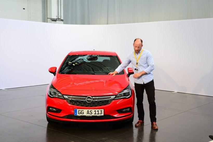 2016 Opel Astra | Fanaticar Magazin